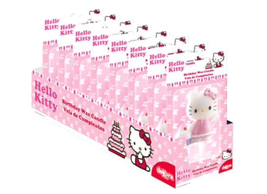 velas HELLO KITTY
