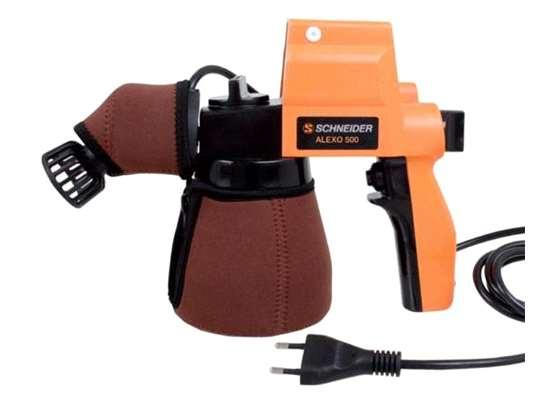 Utillaje m quinas el ctricas pistola el ctrica para - Pintar con pistola electrica ...